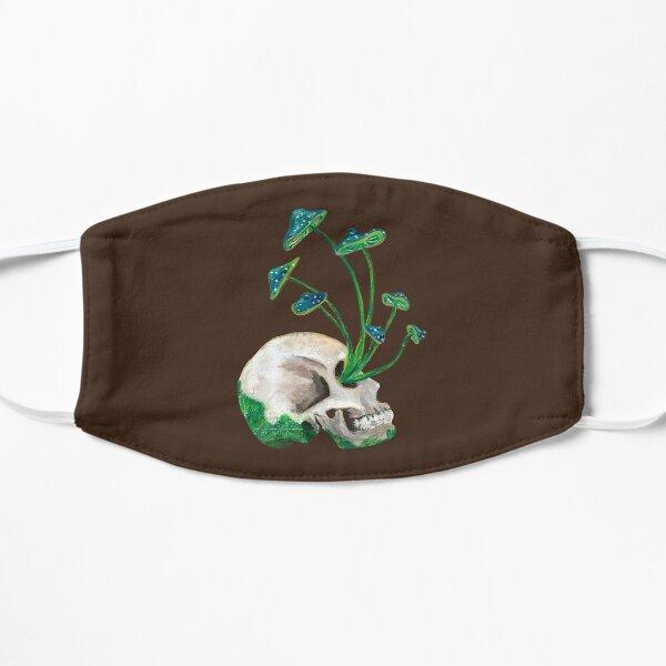 Life Among Old Bones Flat Mask