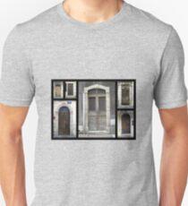 """French Doors"" T-Shirt"
