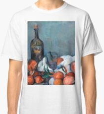 1898 - Paul Cezanne - Still Life with Onions Classic T-Shirt