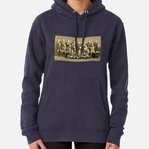 The 1905 Michigan football team. Won every game that year- except one Pullover Hoodie
