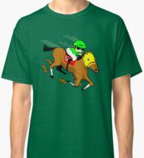 Horse racing  Classic T-Shirt