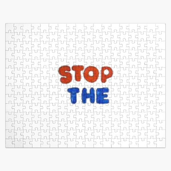 STOP THE Jigsaw Puzzle