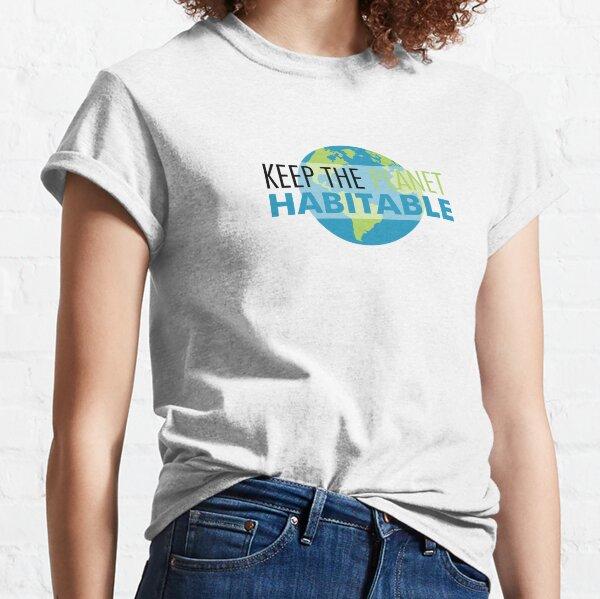 Habitable Planet Classic T-Shirt