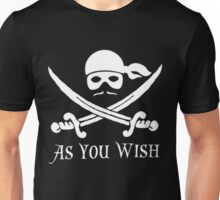 Princess Bride - Dread Pirate Roberts Unisex T-Shirt