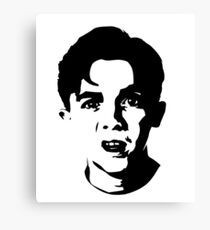 Malcolm The Middle Canvas Print