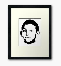Dewey Malcolm in The Middle Framed Print