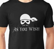 Dread Pirate Roberts Unisex T-Shirt