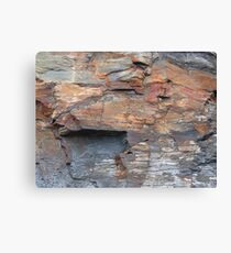 Kimmeridge 10 Canvas Print
