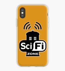 Sci-Fi Zone 2 iPhone Case