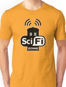 Sci-Fi Zone 2 T-Shirt