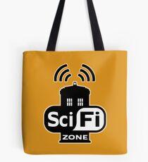 Sci-Fi Zone 2 Tote Bag