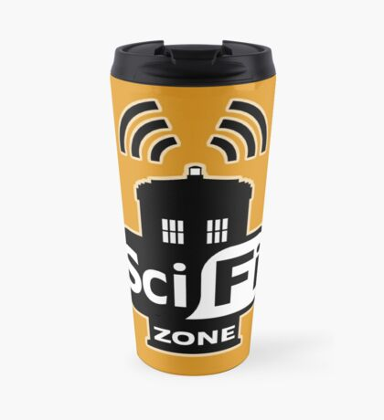 Sci-Fi Zone 2 Travel Mug