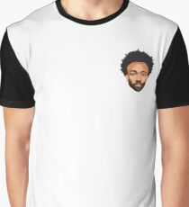 Stylish Gambino Graphic T-Shirt