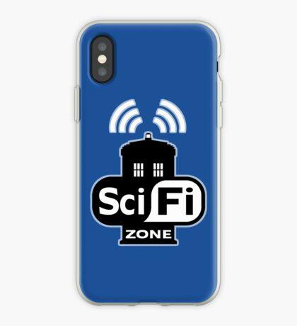 Sci Fi ZONE iPhone Case