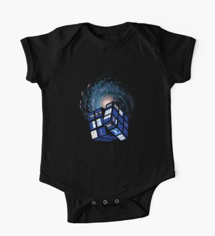 TARDIS CUBE Kids Clothes