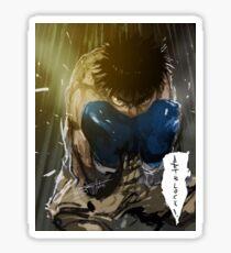 manga, anime -hajime no ippo- Sticker