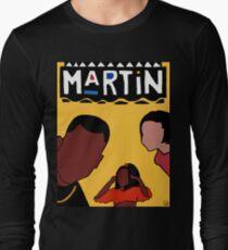 Camiseta de manga larga Martin (amarillo)
