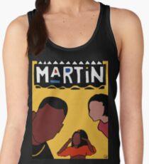 Martin (Yellow) Women's Tank Top