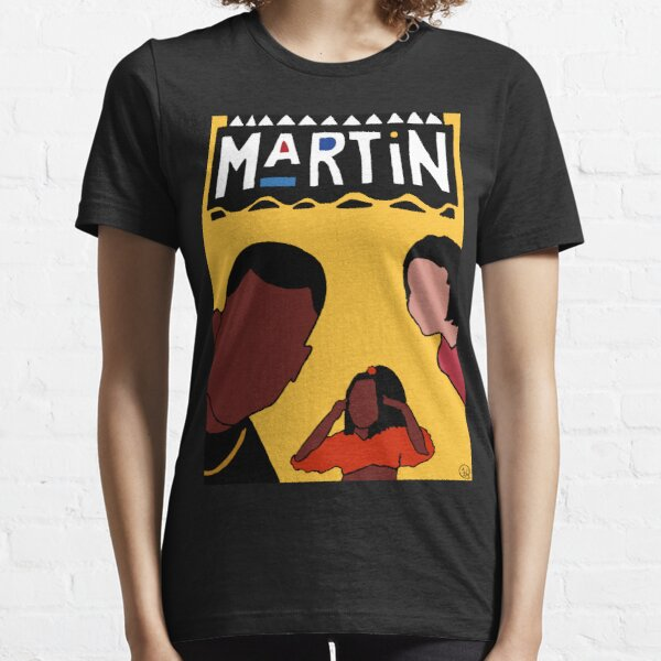 Marty Mar (Yellow) Essential T-Shirt