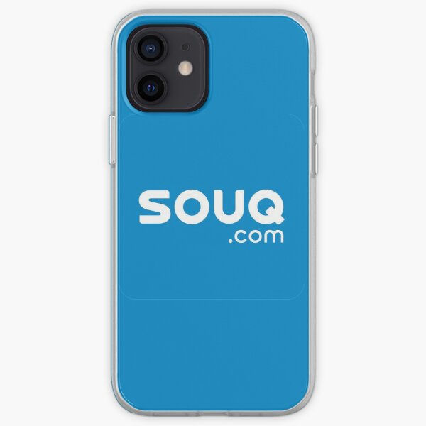 Souq.com Logo iPhone Soft Case