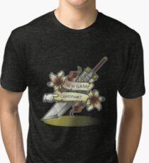 Continue? Tri-blend T-Shirt