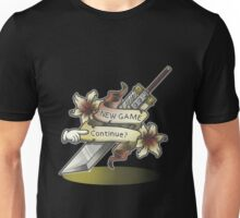 Continue? Unisex T-Shirt