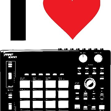 I LOVE MPC by DARCNITEZ