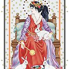 The Tarot Empress by redqueenself