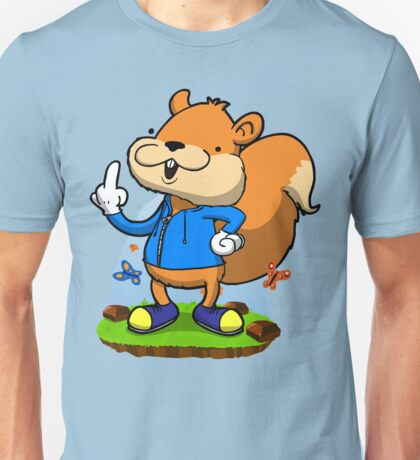 A very bad fur day. T-Shirt