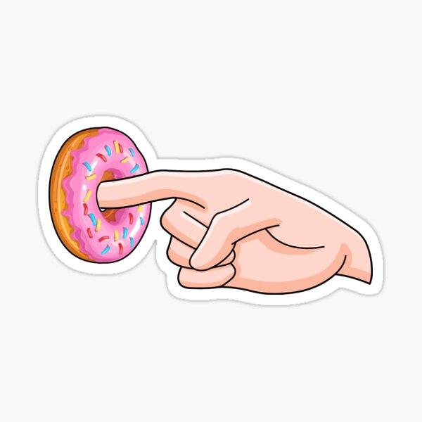 Donut Love Sticker