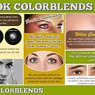 black contacts by colorcontacts
