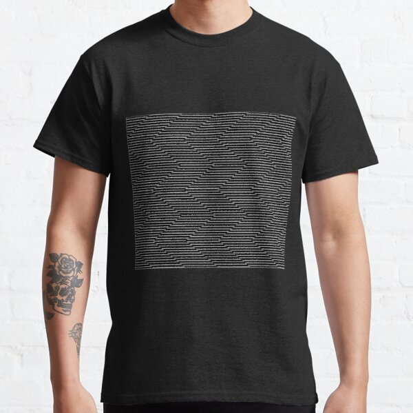 The Serpentine Illusion  Classic T-Shirt