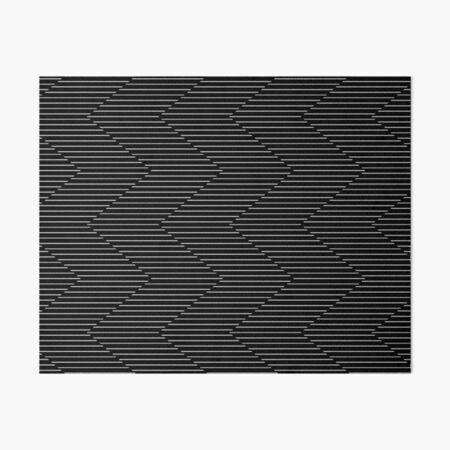 The Serpentine Illusion Art Board Print
