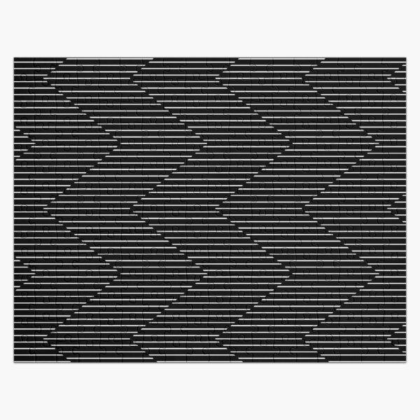 The Serpentine Illusion  Jigsaw Puzzle