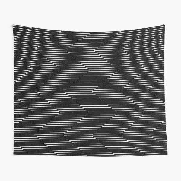 The Serpentine Illusion  Tapestry