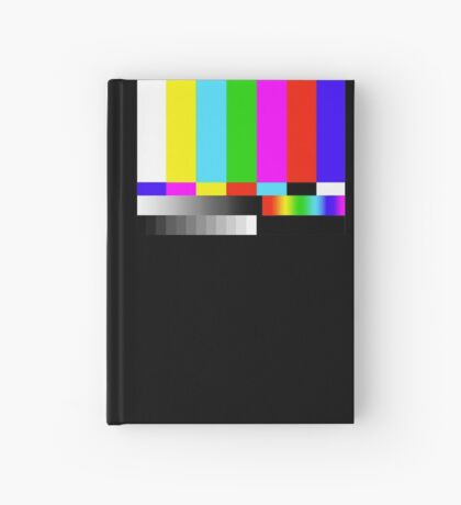 Test Tee Two Hardcover Journal