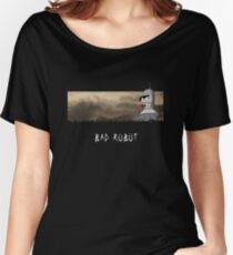 BAD ROBOT Women's Relaxed Fit T-Shirt
