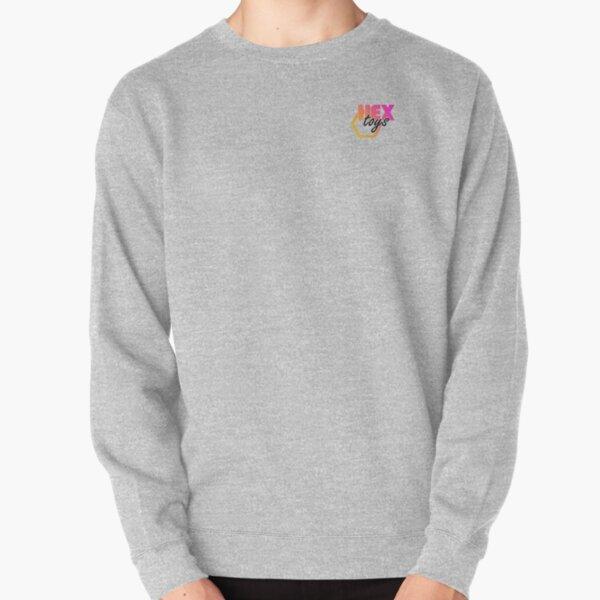 HEX TOYS Pullover Sweatshirt