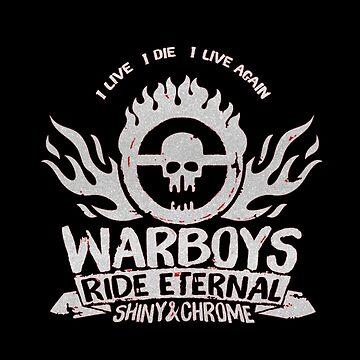 Ride Infernal Skull by Irrational-Art