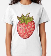 strawberry fields Classic T-Shirt