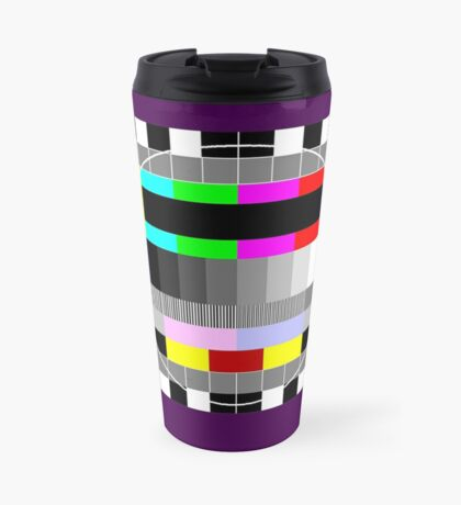 Test Tee Travel Mug