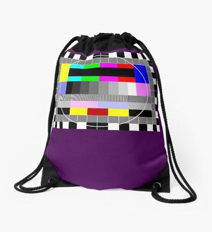Test Tee Drawstring Bag