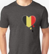 Crying for Belgium Brussels T-Shirt