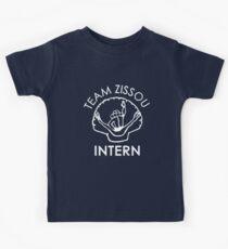 Team Zissou Intern T-Shirt Kids Tee