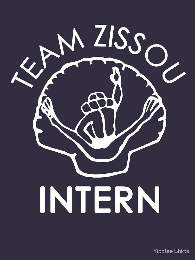 Team Zissou Intern T-Shirt | Unisex T-Shirt