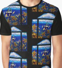 Tranquility Bay Graphic T-Shirt