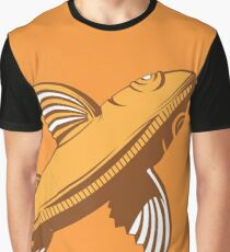 gold fish Graphic T-Shirt