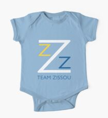 Team Zissou T-Shirt One Piece - Short Sleeve