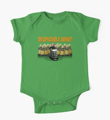 DESPICABLE WHO? Kids Clothes