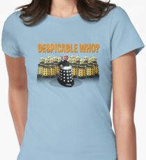 DESPICABLE WHO? Women's Fitted T-Shirt